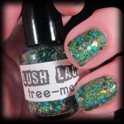 """""""Tree-mendous"""" no base color"""